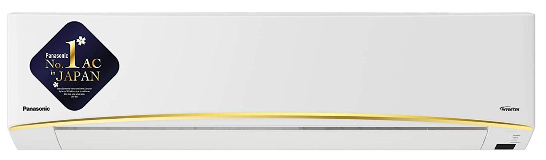 Panasonic 1.5-ton 5-Star Wi-Fi Twin-Cool Inverter Split AC, CS/CU-XU18XKYF