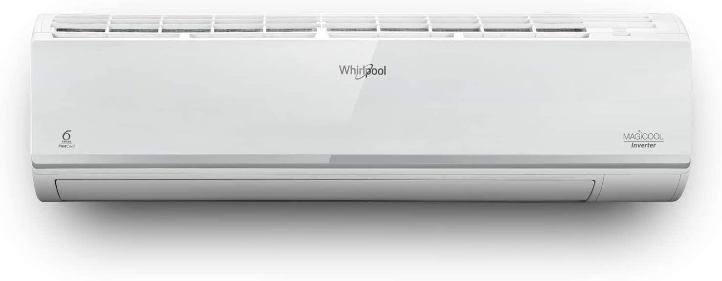Whirlpool 1 Ton 3 Star Inverter Split AC (Copper, 1.0 TON MAGICOOL PRO 3S COPR INVERTER, White)