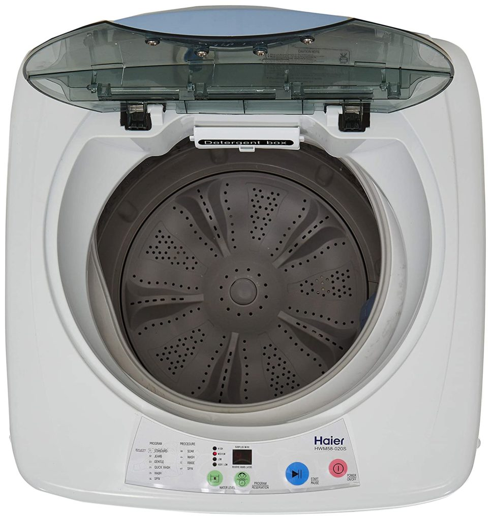 Haier 5.8kg Full Automatic Top Load Washing Machine
